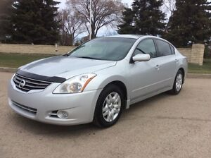 2010 Nissan Altima, AUTO, FULLY LOADED, CLEAN, $9,500