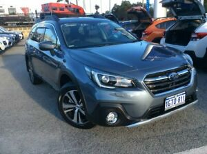 2018 Subaru Outback B6A MY18 2.5i CVT AWD Premium Grey 7 Speed Constant Variable Wagon Greenfields Mandurah Area Preview