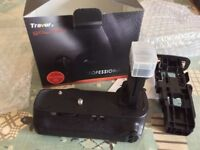 Brand New Travor Battery Grip for Canon 6D