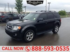 2012 Ford Escape XLT Leather,  Heated Seats,  Sunroof,  Bluetoot