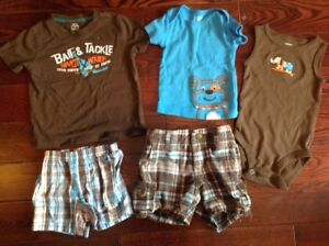 Name brand baby + toddler clothes