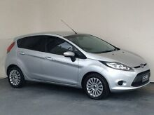 2011 Ford Fiesta WT LX Silver 5 Speed Manual Hatchback Mount Gambier Grant Area Preview