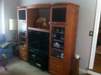 Beautiful Wall Unit
