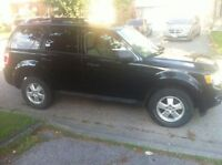 2011 Ford Escape XLT automatic 2.5 SUV, Crossover