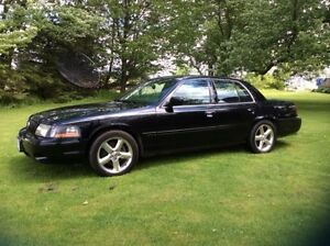 2003 Mercury Marauder - Saftied