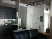Bright studio/1 bdrm available Aug. 1 or Sept. 1 in St. Henri