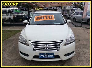 2013 Nissan Pulsar B17 ST Continuous Variable Sedan Homebush Strathfield Area Preview