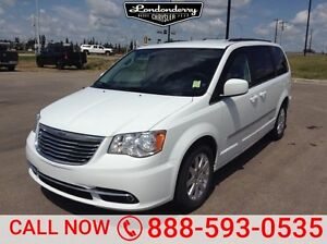 2015 Chrysler Town & Country TOURING STOW&GO Heated Seats,  Back