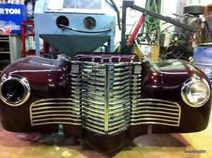 Wanted: 1949 international kb-1 chrome grille parts