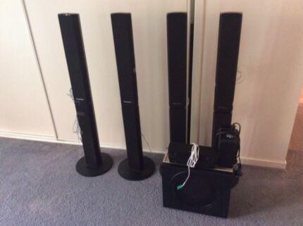 Surround sound system