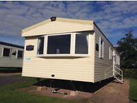 REDUCED for quick sale Static caravan Abi Horizon 2014 3 bedrooms at Havens Devon Cliffs