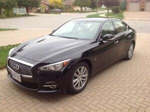 2015 Infiniti Other Delux Touring & Navigation Package Sedan