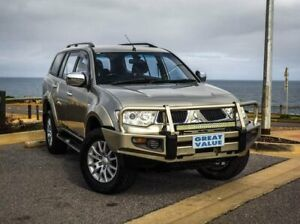 2011 Mitsubishi Challenger PB (KH) MY11 LS Gold 5 Speed Sports Automatic Wagon Christies Beach Morphett Vale Area Preview