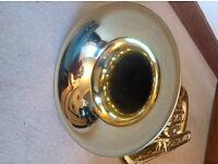 Besson Sovereign BE982 EEb Professional 4-valve Tuba