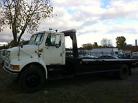 Remorqueuse International 4900 Année 2000 ( towing )