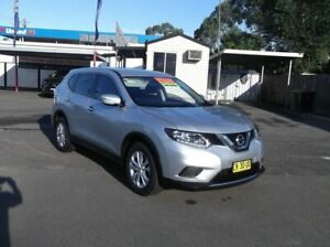 2017 Nissan X-Trail T32 ST (FWD) Silver Continuous Variable Wagon North Richmond Hawkesbury Area Preview