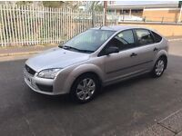 FORD FOCUS 1.6 TDCI 8 MONTHS MOT & TAX MAY PX OR SWAP