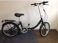 Brand New Condition Folding Cycle. Used a couple of times. Genuine sale. Ask on enquiring.