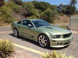 2006 Ford Mustang Saleen S281 Supercharged Automatic Coupe LOW KM Adelaide CBD Adelaide City Preview