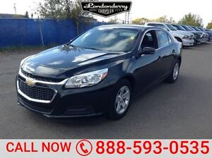 2015 Chevrolet Malibu 1LT SEDAN Bluetooth,