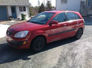 Red Rio Hatchback- Great Shape- $2600 OBO
