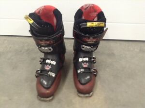 Nordica and Salomon Ski Boots