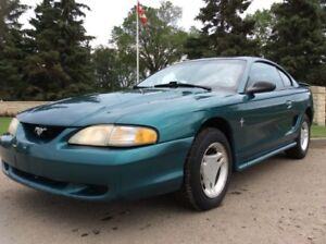 1997 Ford Mustang, LX-PKG, AUTO, FULLY LOADED, RUNS AND DRIVES!!