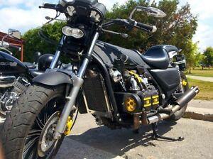 1983 Honda Goldwing bobber