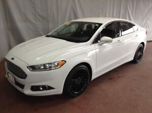 2014 Ford Fusion SE. Leather! 4 New Tires!