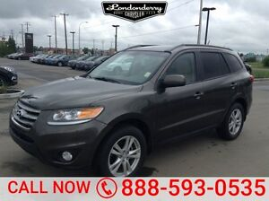 2012 Hyundai Santa Fe AWD GL Accident Free,  Heated Seats,