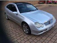 Grab a bargain mercedes c220 diesel top spec S.E £1000 MUST SEE!