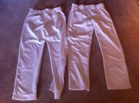 Baseball Pants - 2 Pairs - Easton - Mens Large