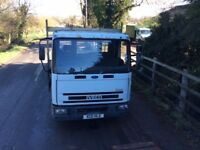 2000 Ford Iveco cargo 6 cyl - rear light breaking for parts spares
