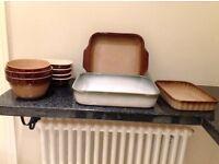 Moira Pottery Masons Ovenware