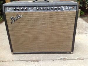 1965 Fender Twin Reverb Amp
