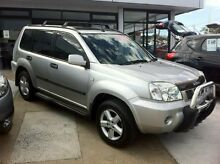 2007 Nissan X-Trail T30 MY06 ST (4x4) Silver 5 Speed Manual Wagon Wynnum Brisbane South East Preview
