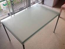 Nice Glass Table for Sale! Hornsby Hornsby Area Preview