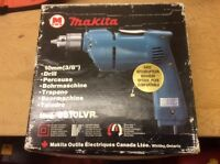MAKITA 10 MM DRILL FOR SALE