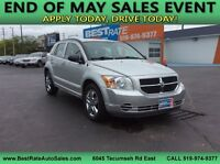 2010 DODGE CALIBER SXT~Many Types Of Financing Options Available