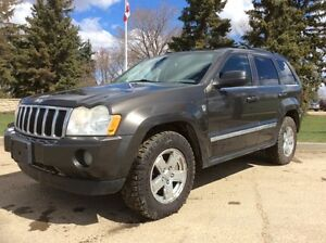 2005 Jeep Grand Cherokee, LIMITED, 4X4, LEATHER/ROOF, $6,500