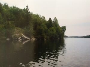 Amazing 9 Acre Waterfront Lot on Sharbot Lake!