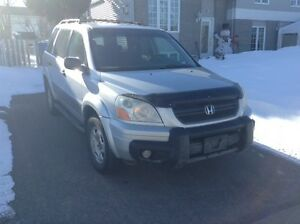 Honda Pilot 2004, Edition Granite.