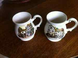 Sadler Beer Tankard Mugs - Good Condition