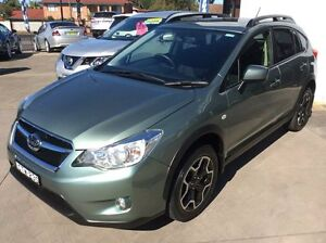 2014 Subaru XV MY14 2.0I-L Jasmine Green Continuous Variable Wagon Glenthorne Greater Taree Area Preview