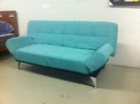 Brand new comfortable sofa bed/futon$289.99(free delivery)