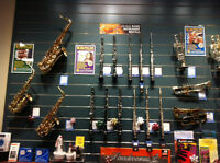 Sax, Flute or Clarinet lessons