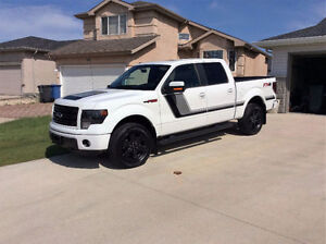 2014 Ford F-150 FX4 - With Appearance Package