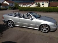 Lovely low MILEAGE convertible