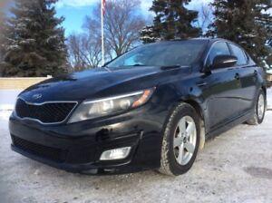 2014 Kia Optima, LX-PKG, AUTO, LOADED, CLEAN, $9,500