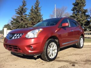 2013 Nissan Rogue, SL-PKG, AUTO, AWD, LEATHER, ROOF, $14,500